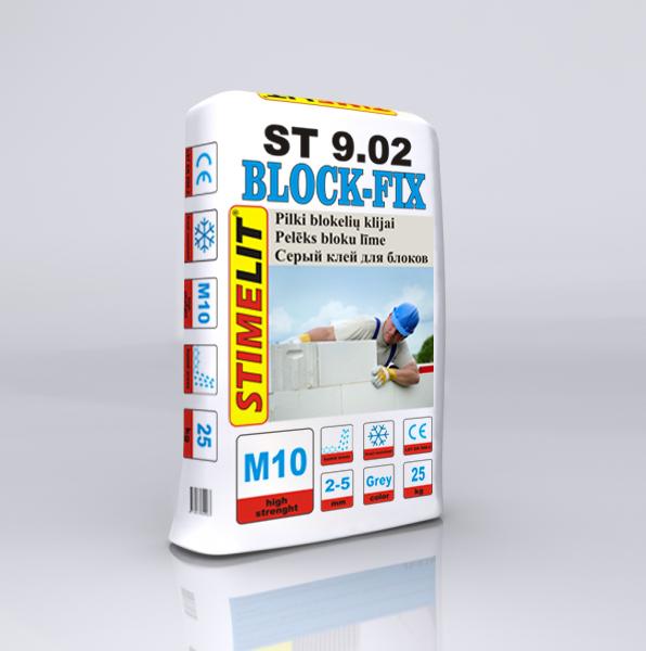 ST9.02 Клей для кладки блоков