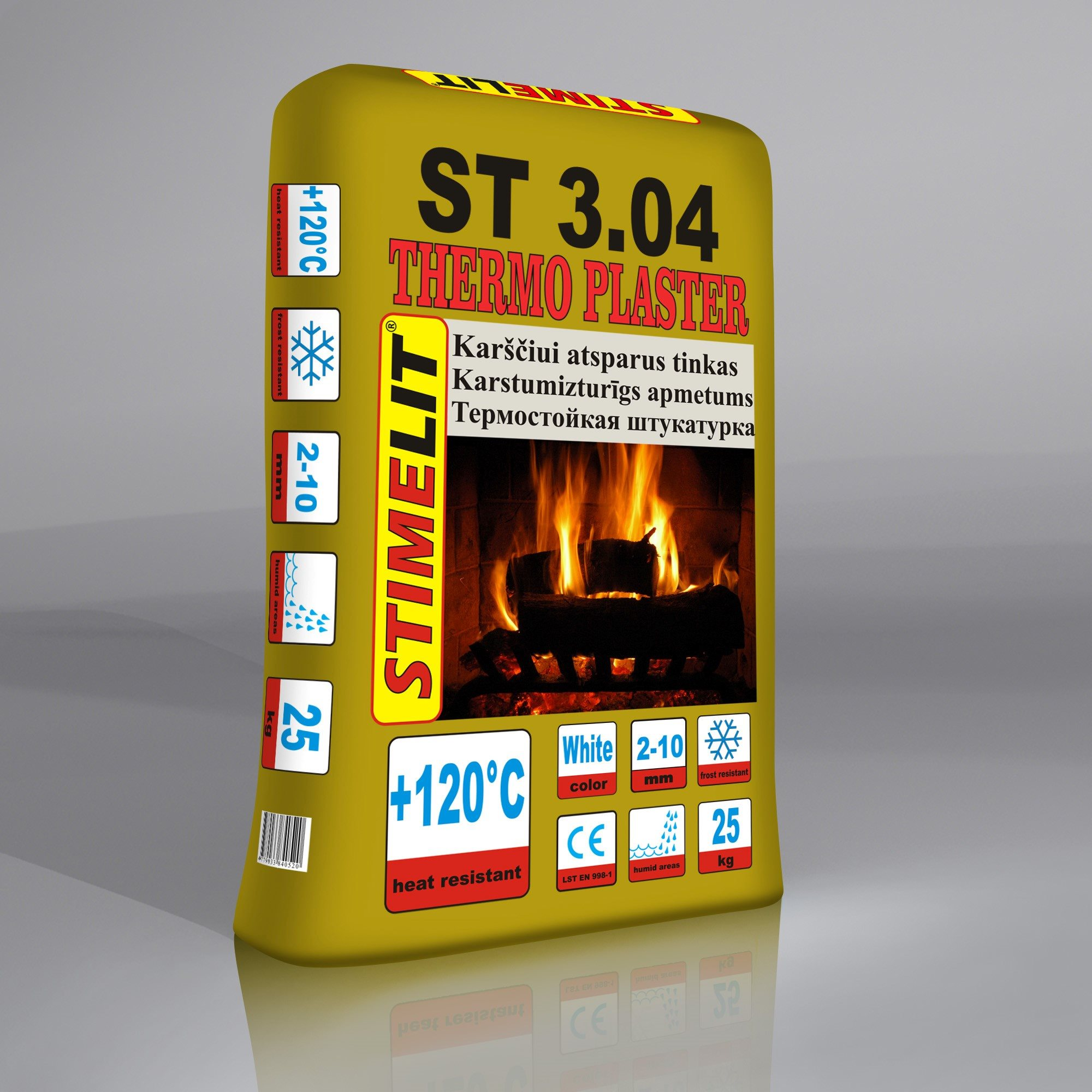 ST3.04 Thermo plaster