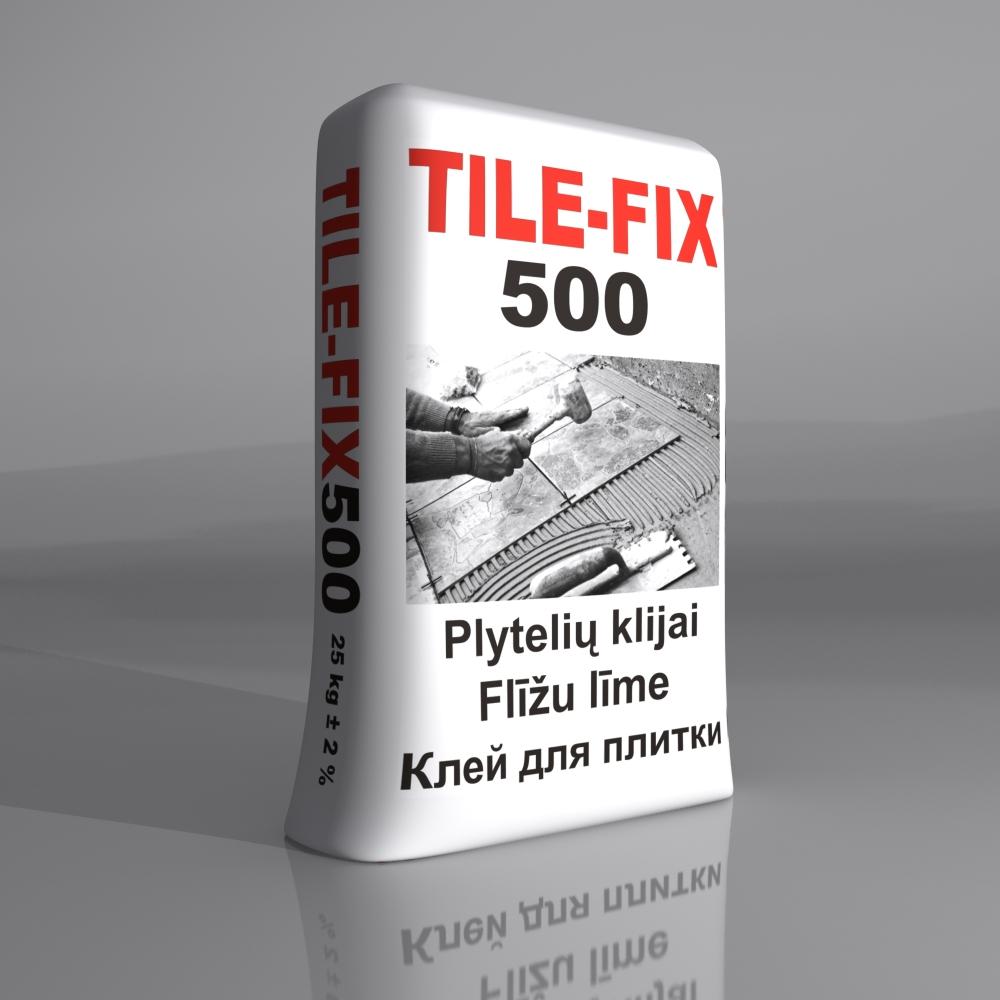 TILE FIX500 Клей для плитки